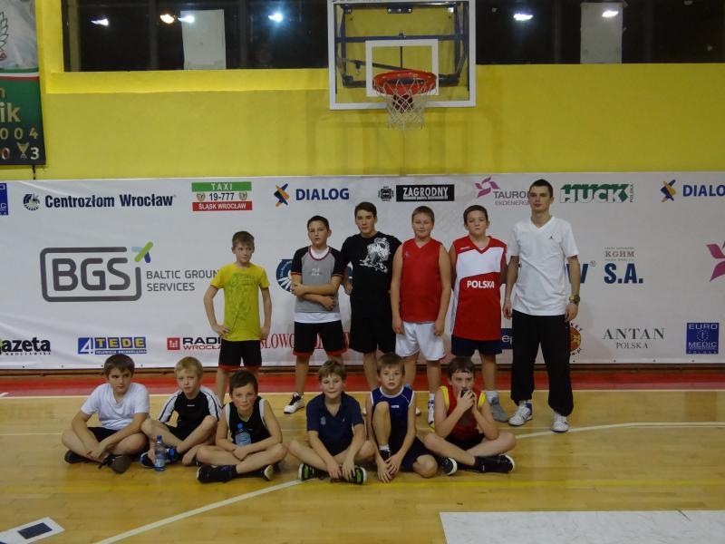 Basket Kobierzyce zwycięża wIturnieju