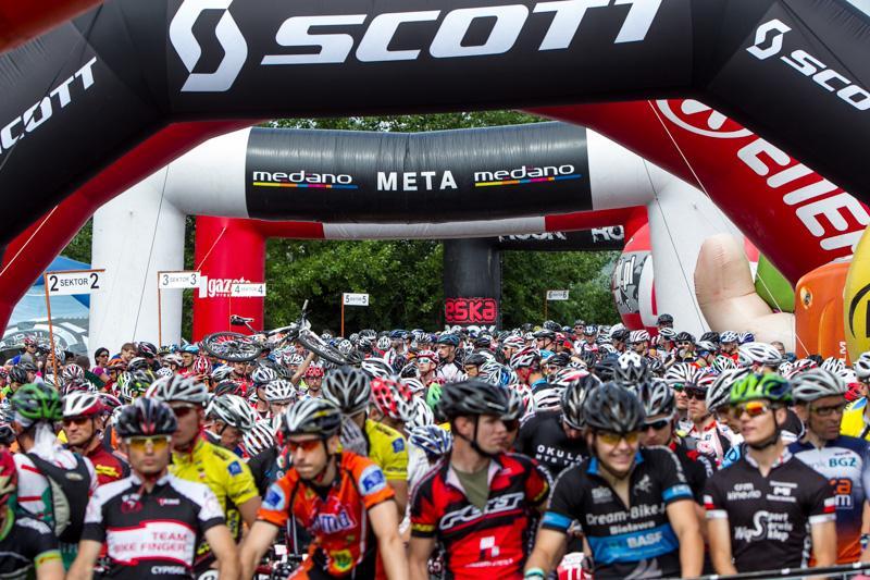 Rusza Bike Maraton