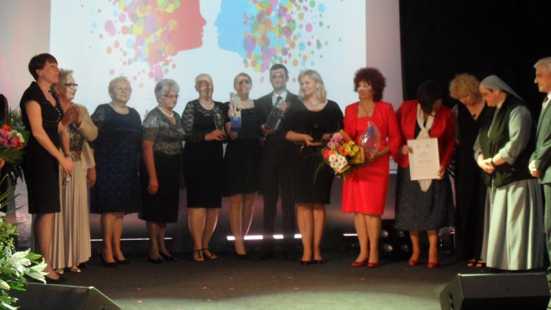 Aktywne kobiety zgminy Kąty Wrocławskie