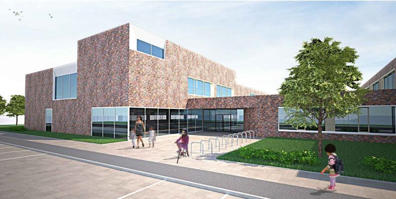 Oto nowa szkoła wSiechnicach