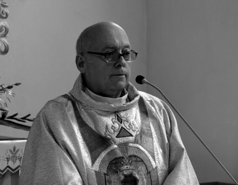Pożegnanie księdza prałata dr Andrzeja Ćwika