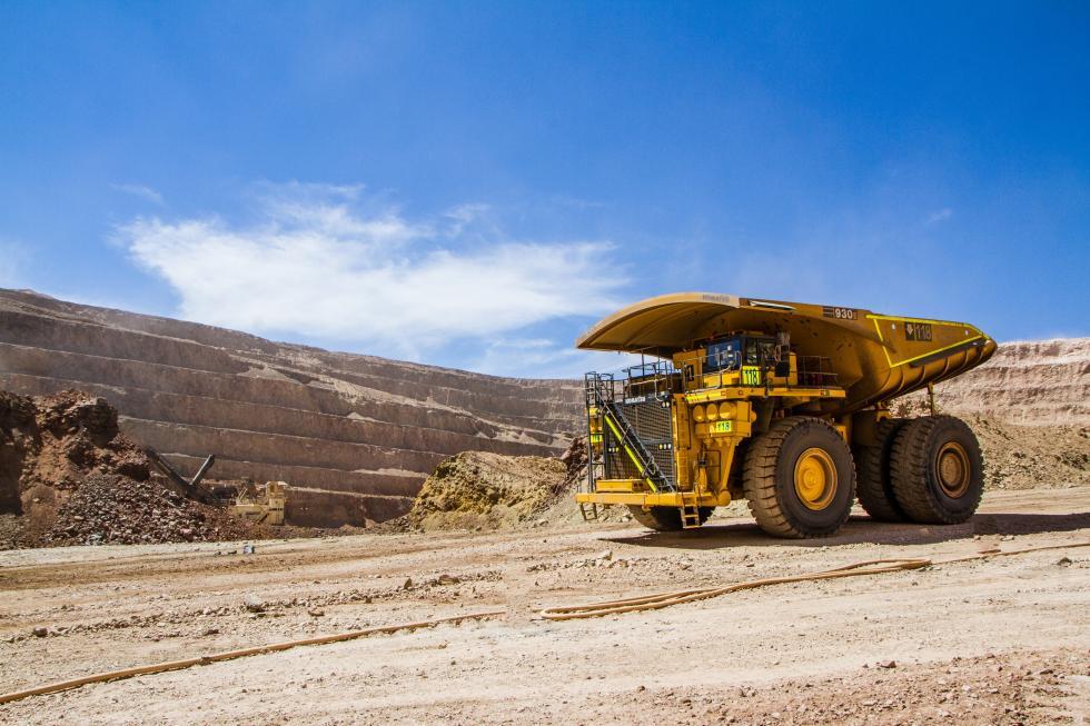 Rocznica kopalni Sierra Gorda