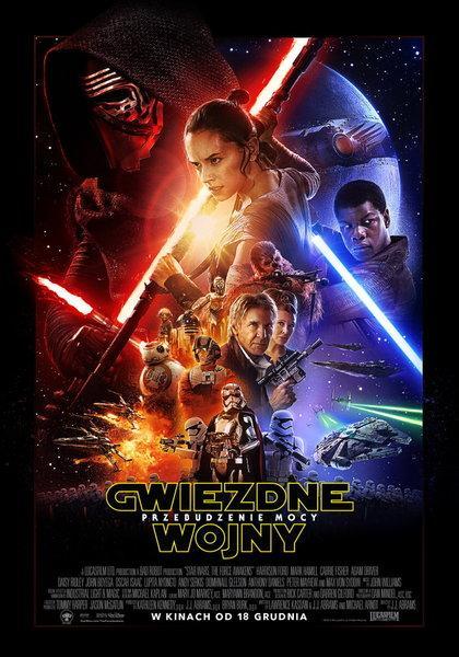 """Ruszyła przedsprzedaż biletów na """"Gwiezdne wojny: Przebudzenie Mocy""""!"""