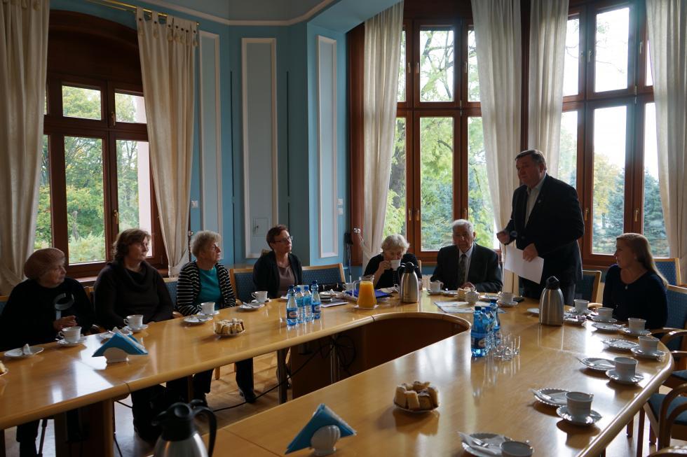 Wybór Zarządu Koła Kombatantów wKobierzycach
