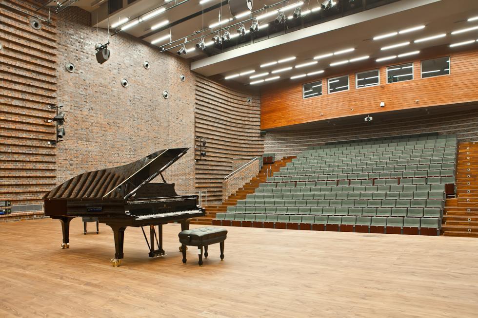 VIII Studencki Festiwal Pianistyczny