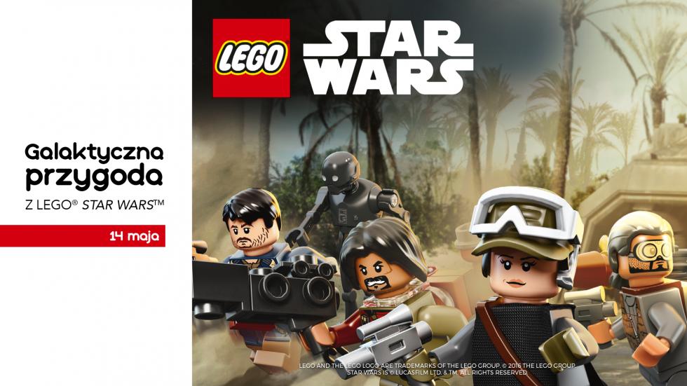 Świat LEGO® Star Wars™ wCentrum Korona