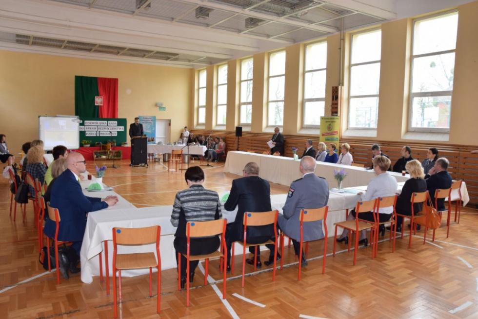 Spotkanie Dolnośląskiej Rady ds. Bezpieczeństwa Dzieci iMłodzieży