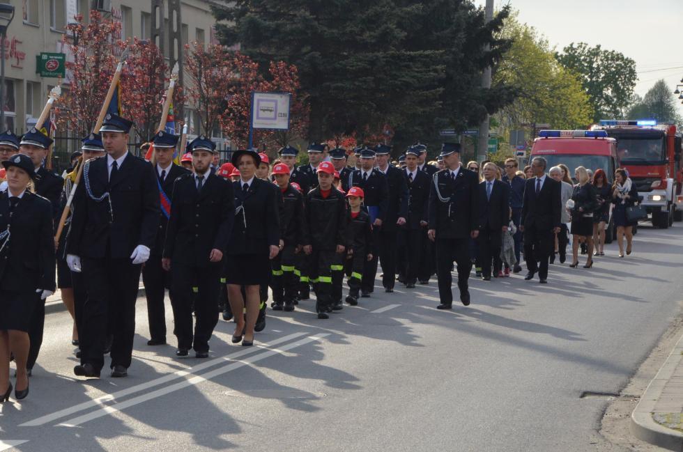 Ochotnicza Straż Pożarna wKobierzycach ma już 70 lat!