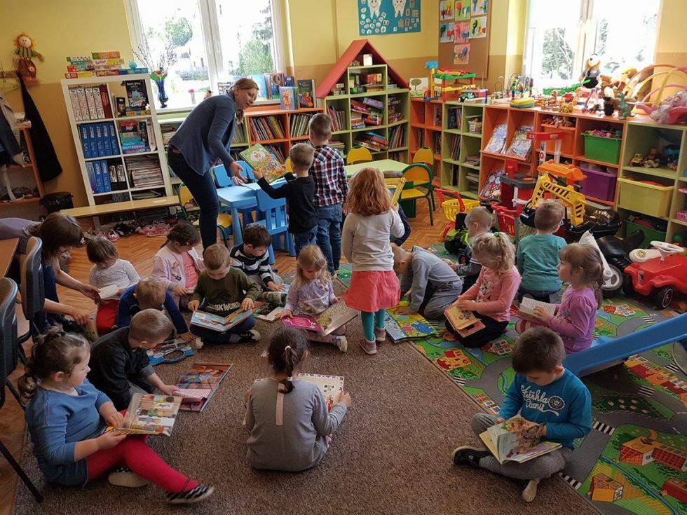 """Obchody """"Tygodnia Bibliotek"""" wgminie Mietków"""