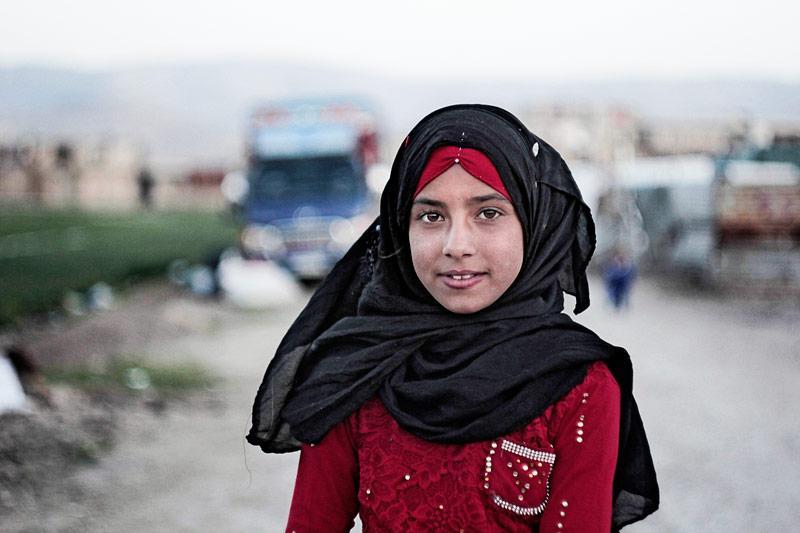 12-letnia dziewczynka zSyrii twarzą Brave Kids 2017