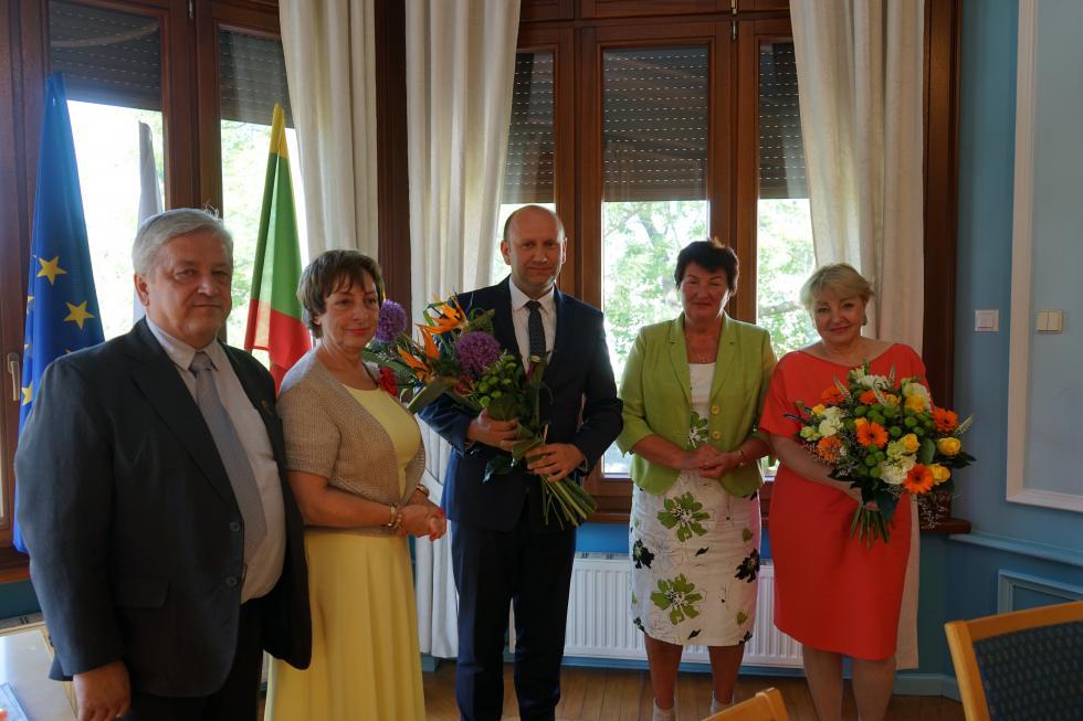 XXVIII Sesja Rady Gminy Kobierzyce - jednogłośne absolutorium