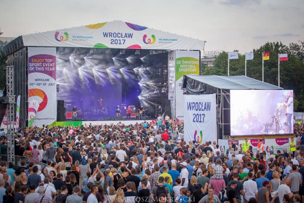 Spotkaj sportowców The World Games 2017