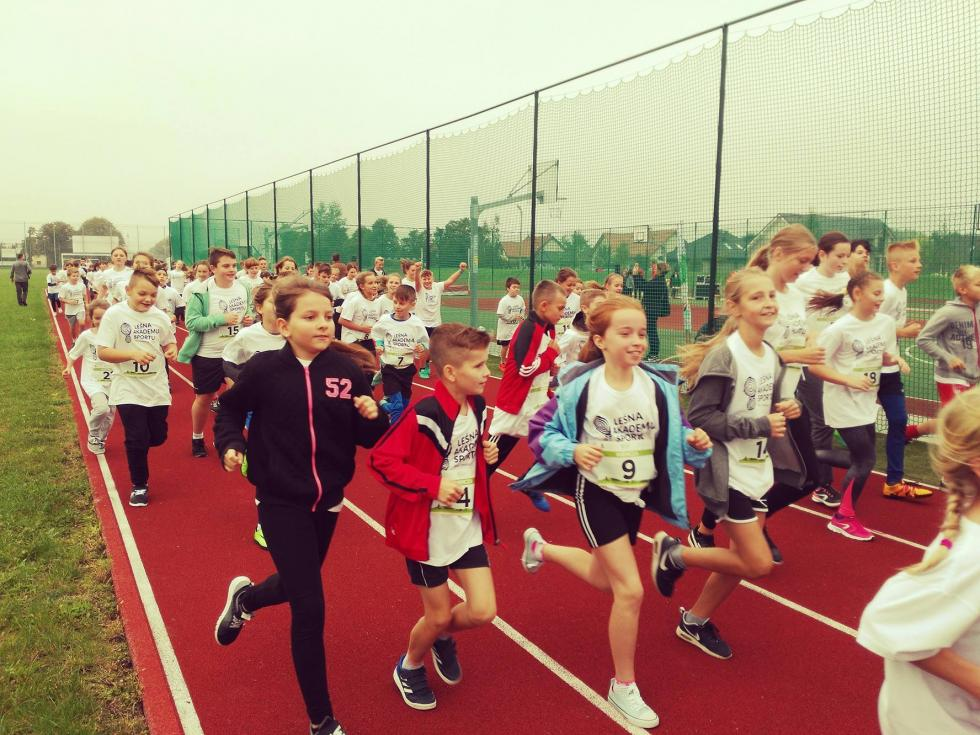 Olimpiada – Leśna Akademia Sportu