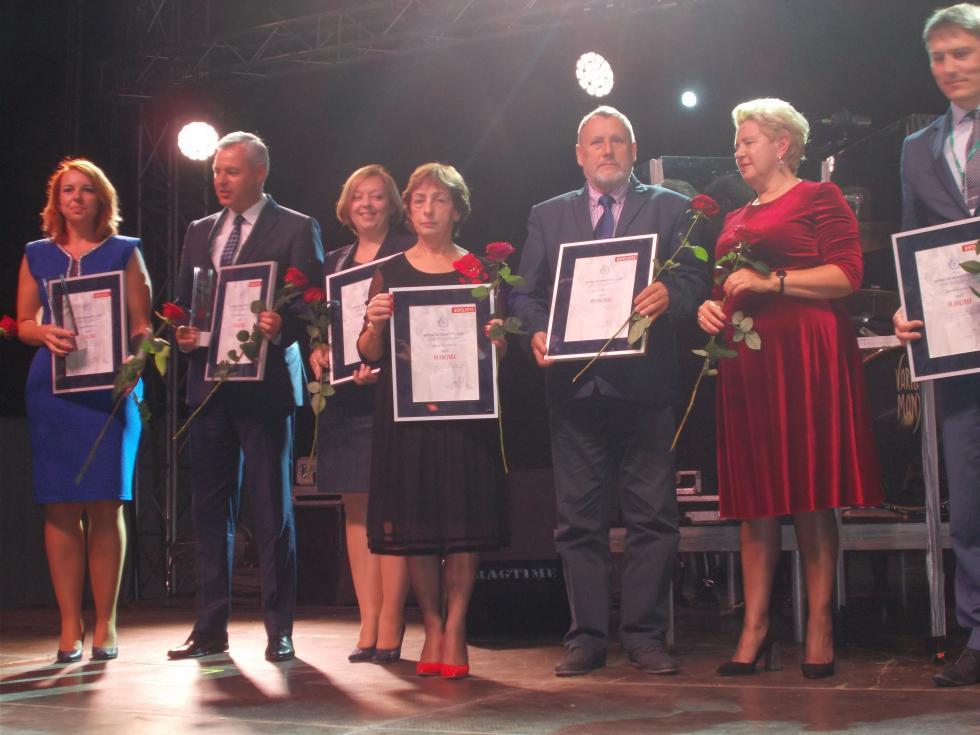 Dwa wyróżnienia dla gminy Kobierzyce