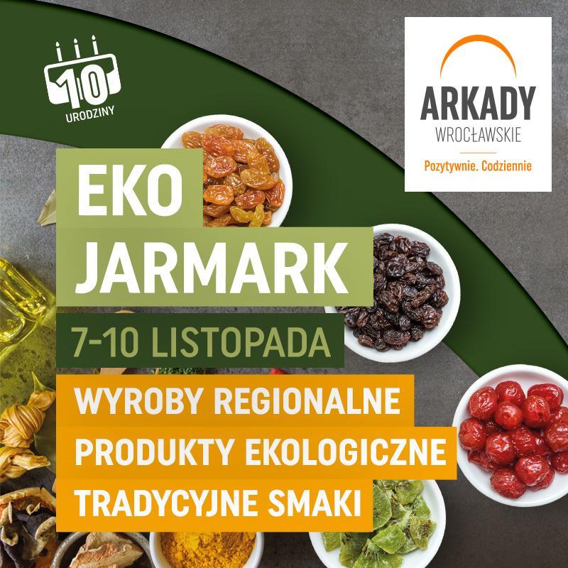 Eko Jarmark wArkadach Wrocławskich