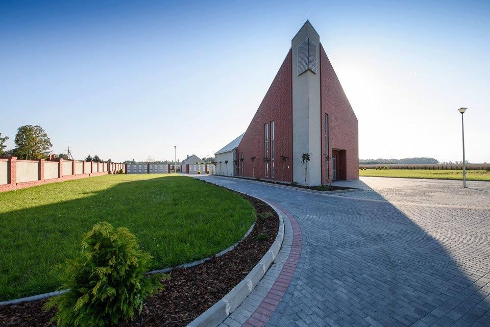 Nowy cmentarz wSmolcu