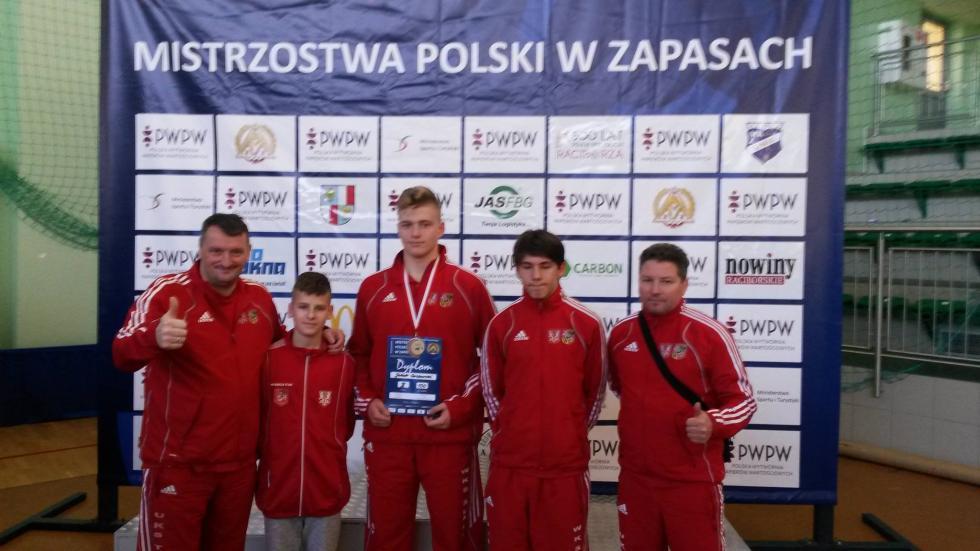 Grabowski ze Smolca medalistą Mistrzostw Polski