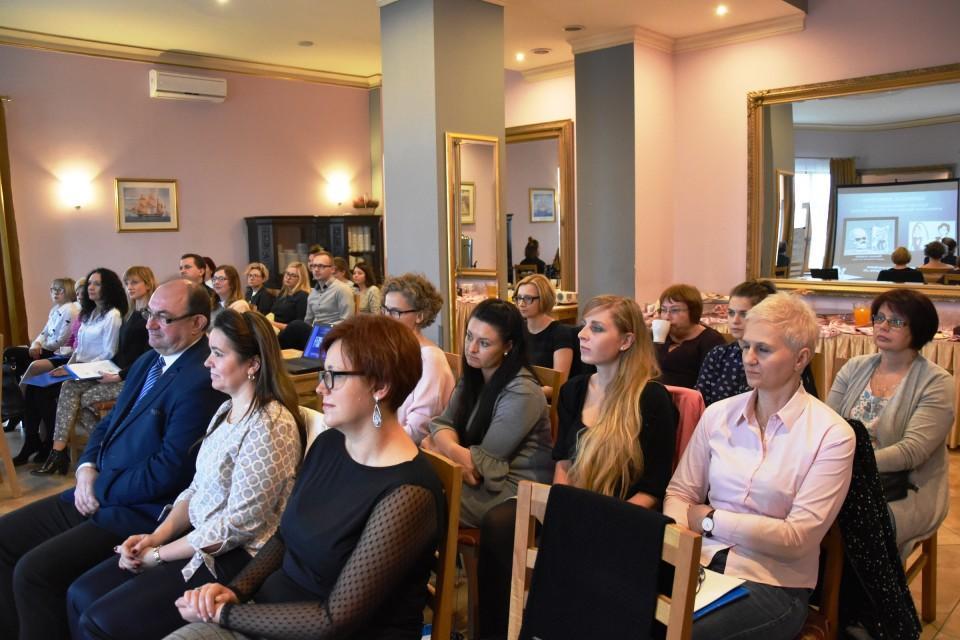 Szkolenie Kadry Pomocy Społecznej zterenu powiatu wrocławskiego
