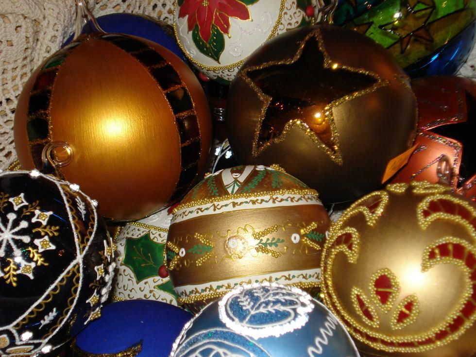 Konkurs na najładniejszą ozdobę bożonarodzeniową