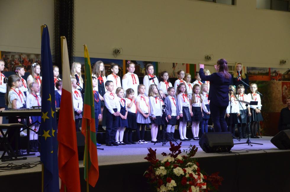 Obchody Święta Niepodległości wKobierzycach