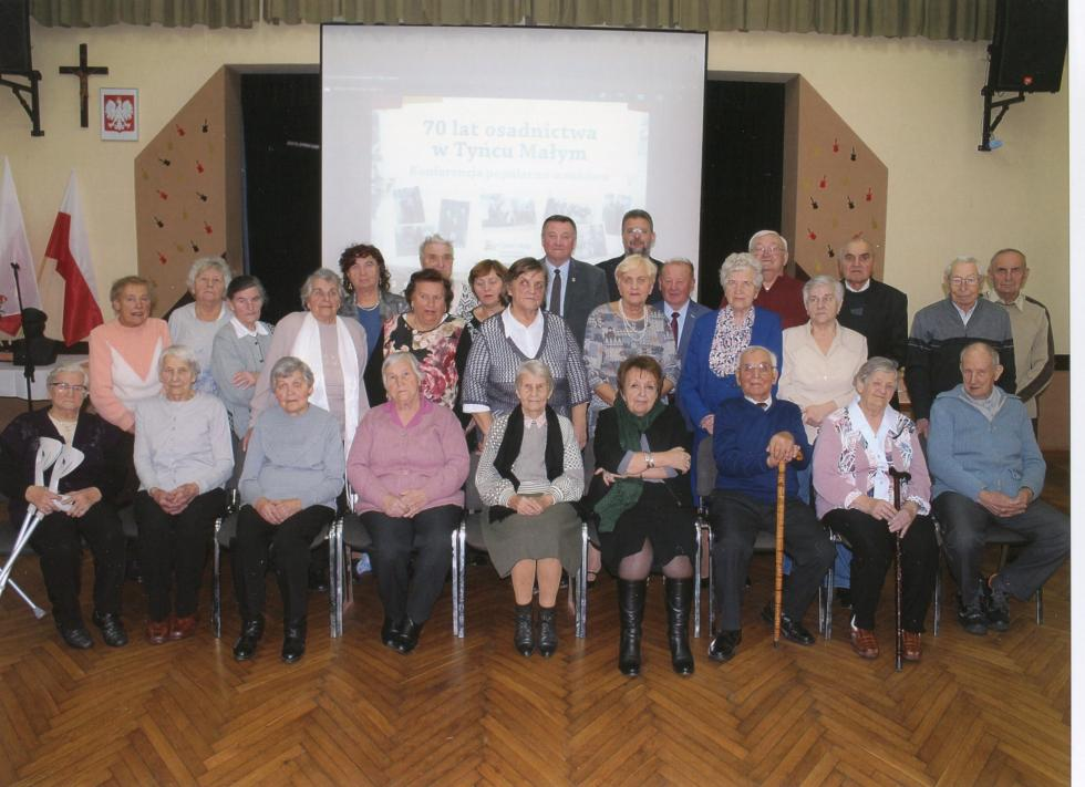 70 lat osadnictwa. Konferencja popularno-naukowa wTyńcu Małym