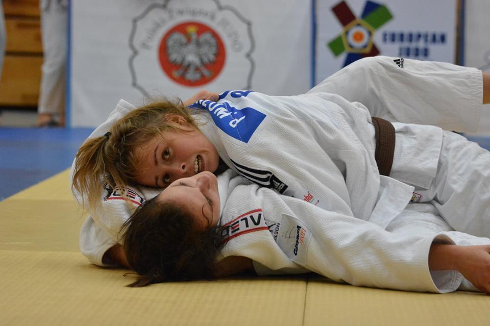 Kolejny sukces Judoczki zŻórawiny