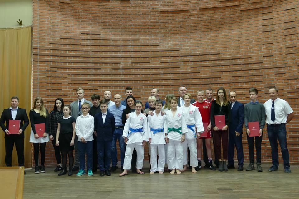 II Gala Rozdania Nagród iStypendiów Sportowych
