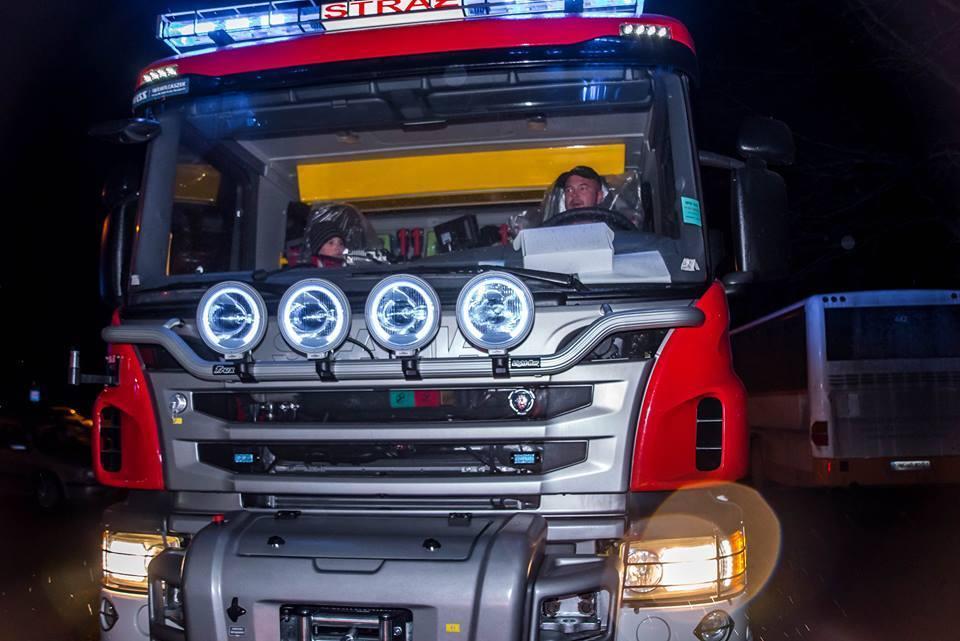 Nowy samochód ratowniczo-gaśniczy dla OSP Węgry