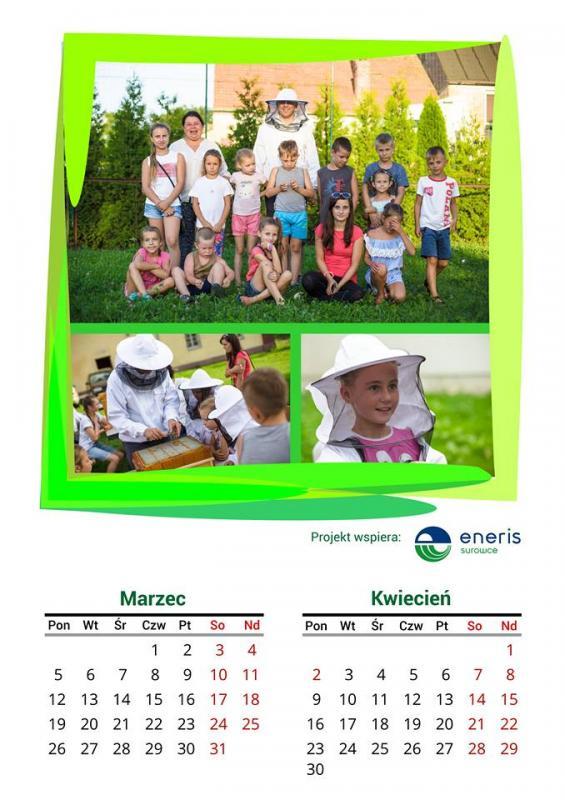 Ochroniarze na kalendarze