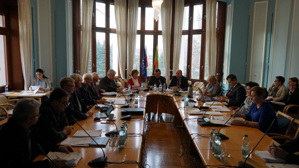 Z obrad Rady Gminy Kobierzyce