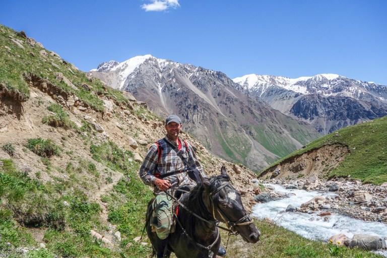 O Kirgistanie wCentrum Kultury ZAMEK