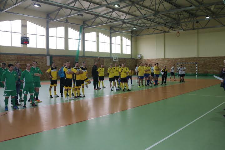 XV Halowy Turniej Piłki Nożnej Samorządowców