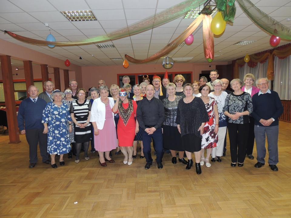 Bal Karnawałowy Seniorów