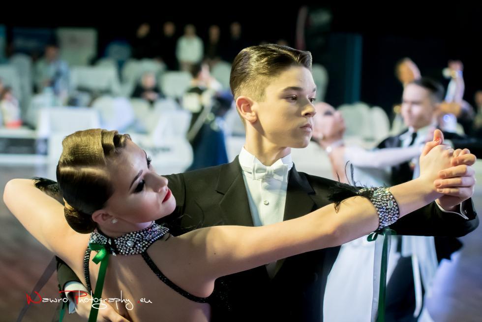 Julia iMarcel - czyli taneczny sukces mieszkańców Kiełczowa