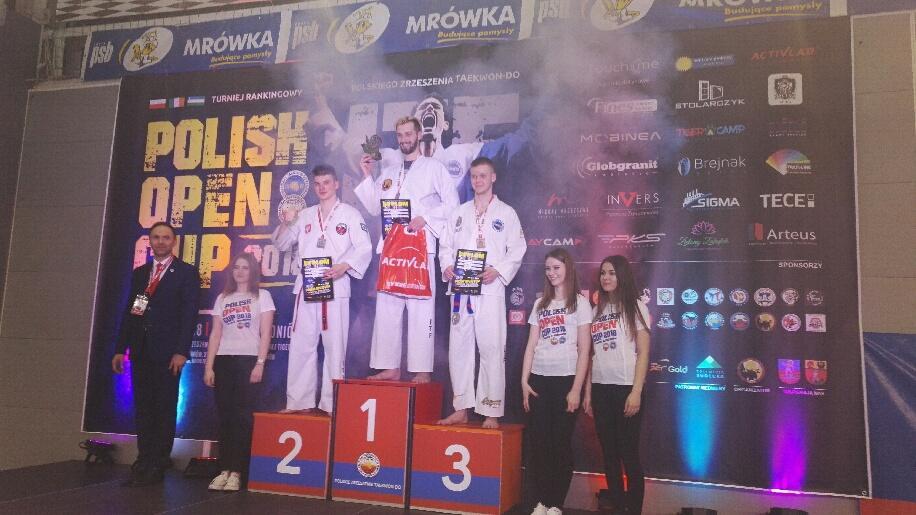 Puchar Polski TAEKWONDO Polish Open Cup