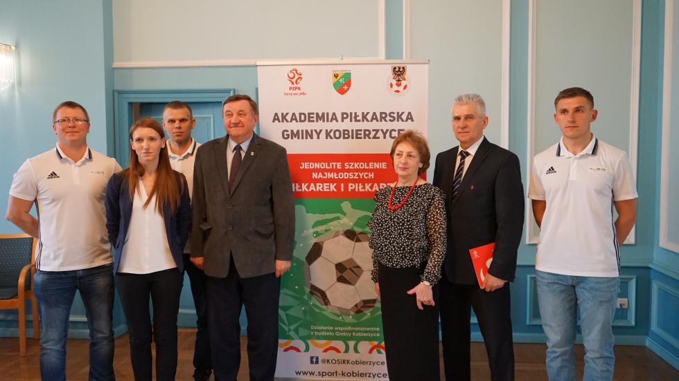 Akademia Piłkarska Gminy Kobierzyce