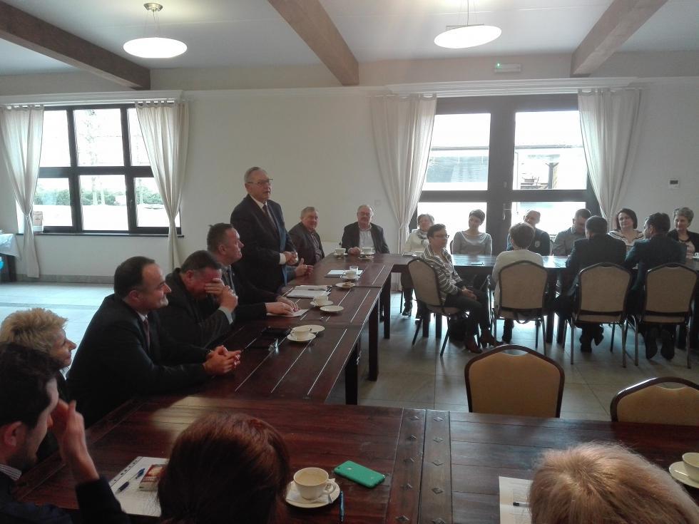 Walne Zebranie Stowarzyszenia Lider A4 wGalowicach
