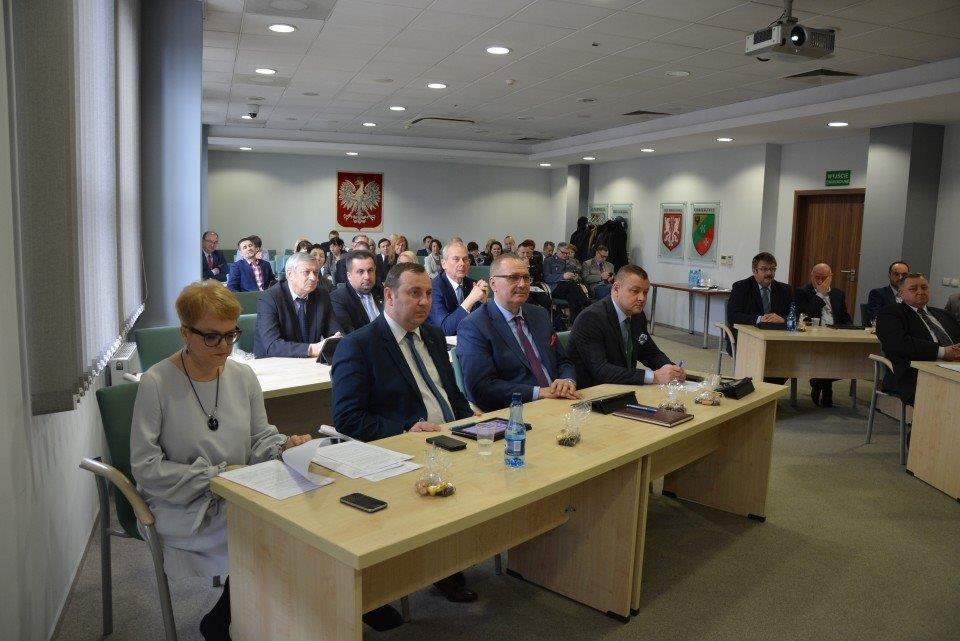XXI Sesja Rady Powiatu Wrocławskiego