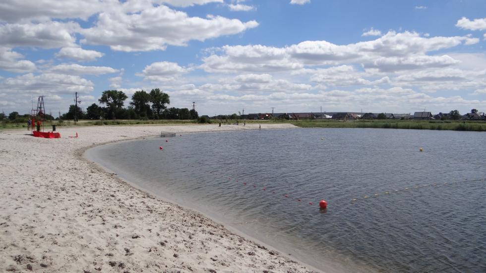 Gmina Siechnice uruchamia kąpielisko oraz pozyskała dotację na rozwój tego miejsca