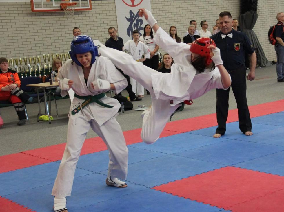 VIII Międzynarodowy Turniej Karate Shinkyokushin KOBIERZYCE CUP
