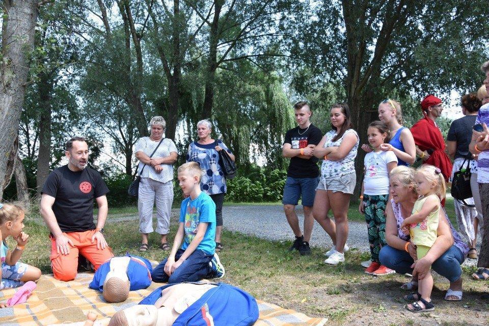 VII Powiatowy Piknik Rodzinny dla Pieczy Zastępczej