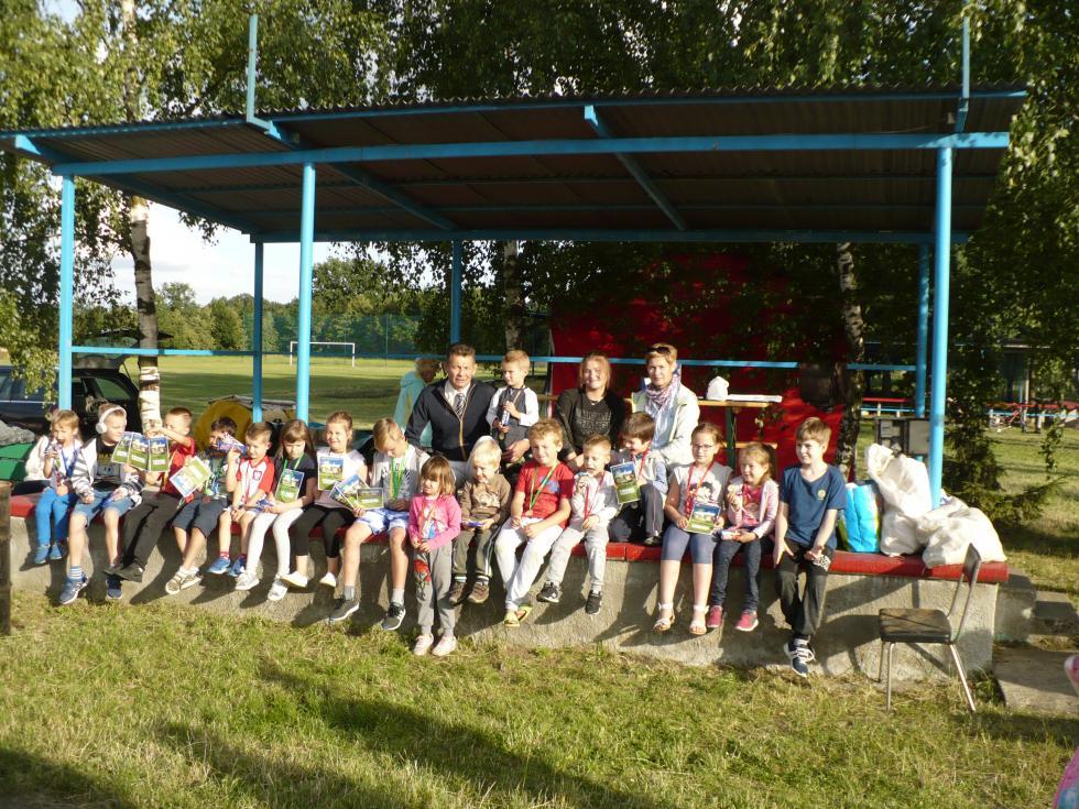 Piknik Wakacyjny wMietkowie