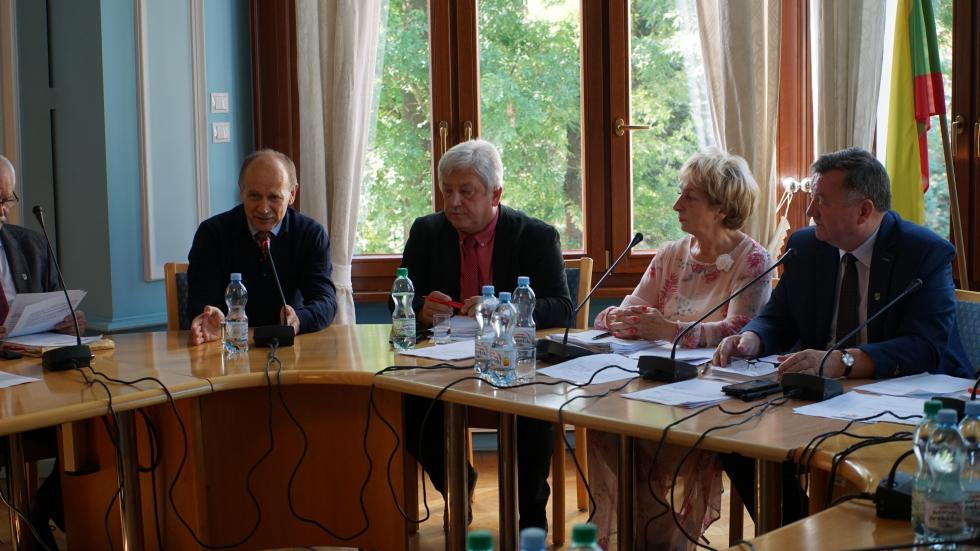 XL Sesja Rady Gminy Kobierzyce
