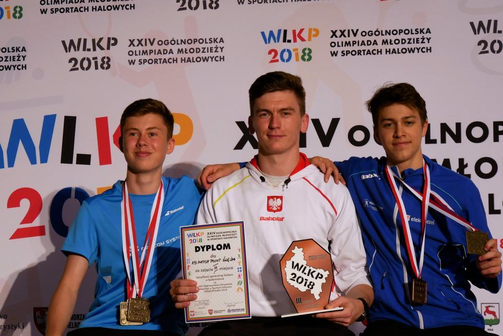 Sukcesy młodych badmintonistów