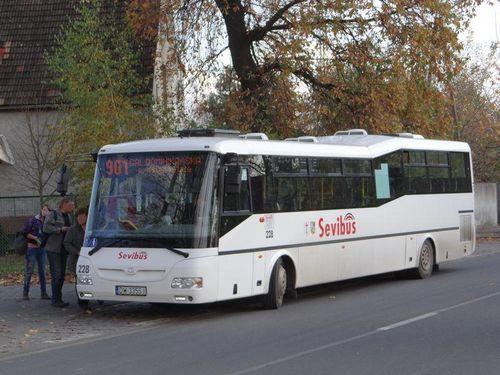 Zapowiedź konsultacji społecznych wsprawie zmian wkomunikacji autobusowej