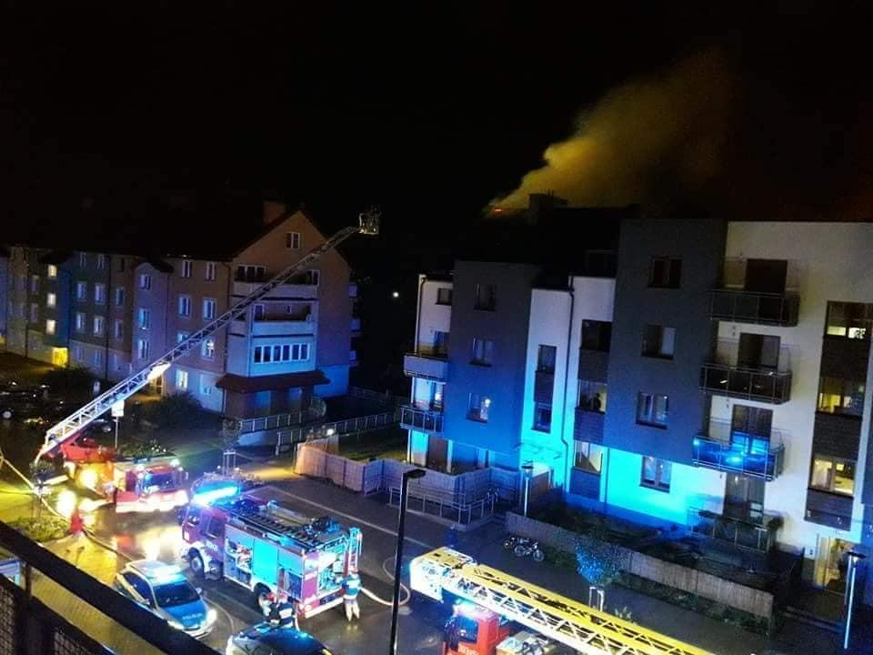 Groźny pożar wSiechnicach - możesz pomóc ofiarom