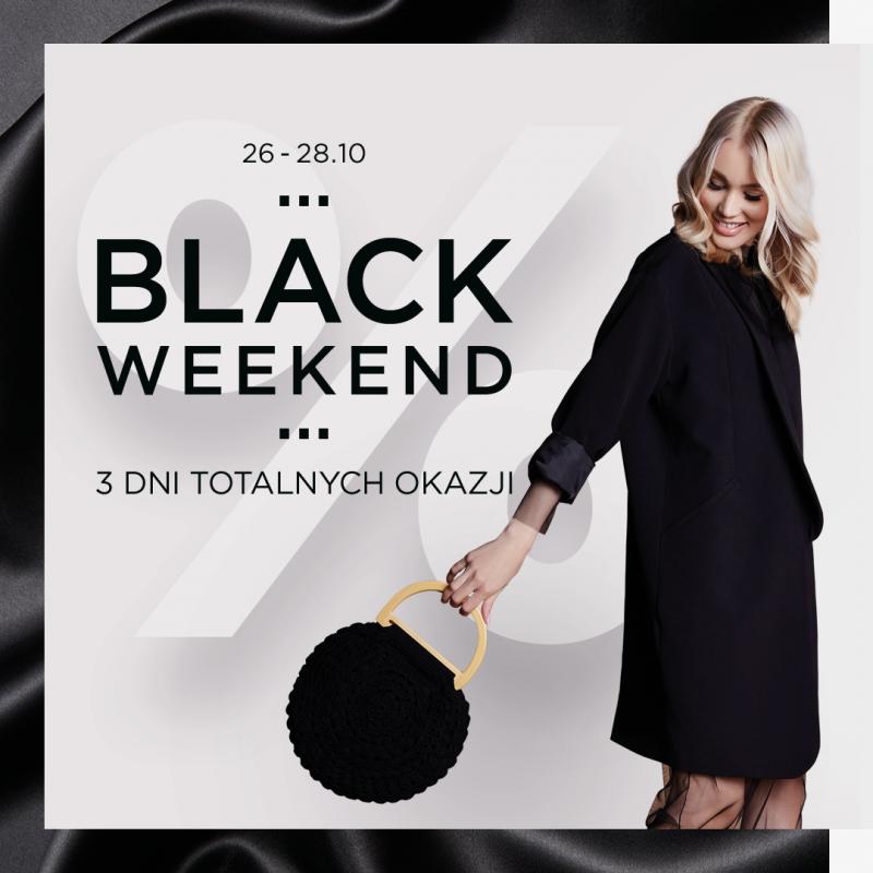Black Weekend: okazje czarno na białym