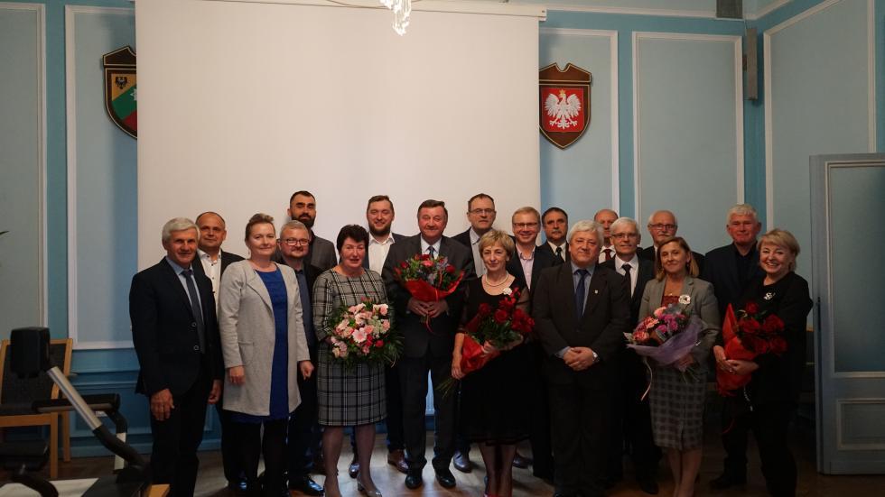 Ostatnia sesja Rady Gminy Kobierzyce wkadencji 2014-2018