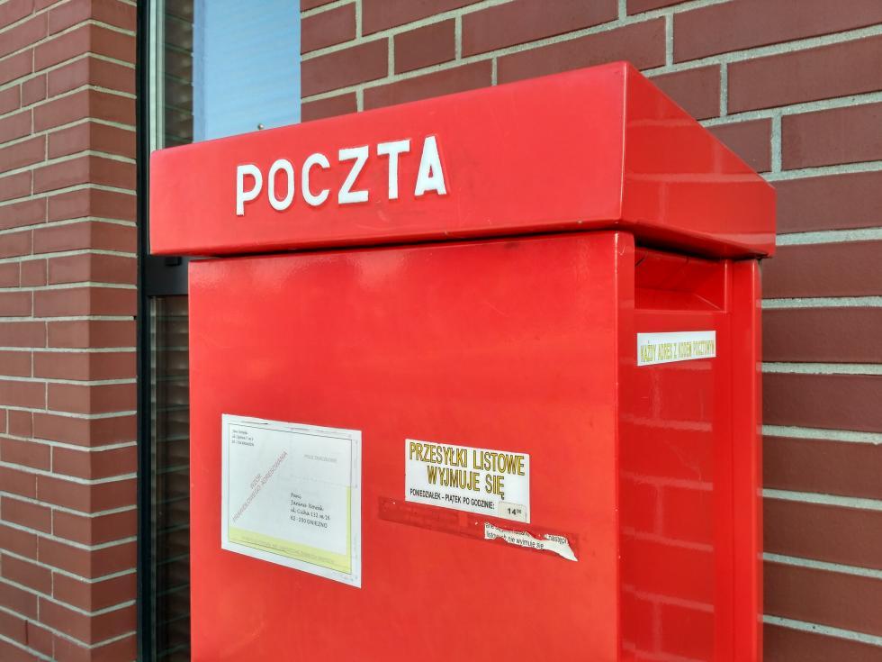 Będzie nowa siedziba Poczty Polskiej wSiechnicach