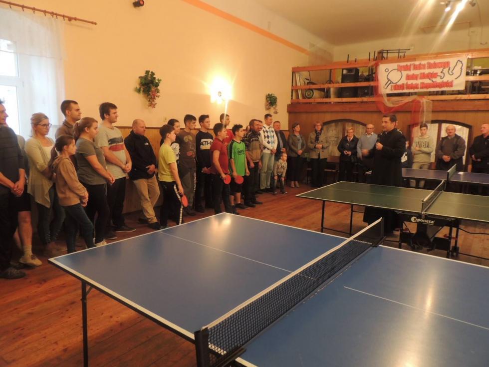 XIII Turniej Tenisa Stołowego zokazji Narodowego Święta Niepodległości